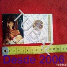 Postales: TUBAL 1956 POSTAL FELICITACION NAVIDAD. Lote 156323546