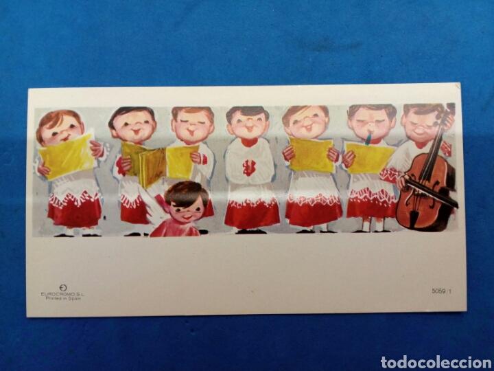 Postales: Lote Postal Navidad , Eurocromo , años 1960 - Foto 3 - 156603598