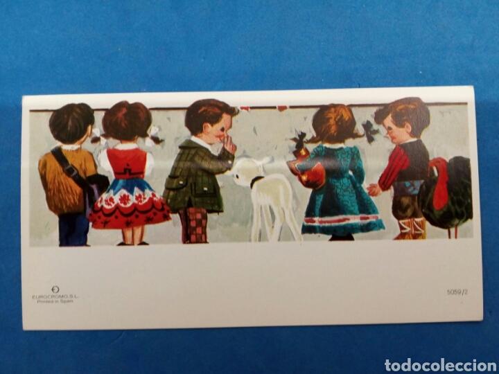 Postales: Lote Postal Navidad , Eurocromo , años 1960 - Foto 4 - 156603598