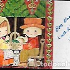 Postales: TARJETA NAVIDAD FERRÁNDIZ -1969. Lote 156639462