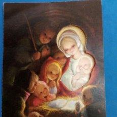 Postales: POSTAL NAVIDAD , MARTA RIBAS , EDICIONES SABADELL ,AÑO 1971. Lote 156866244