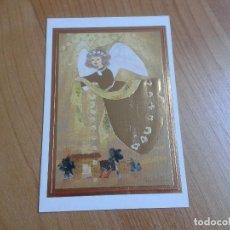 Postales: ÁNGEL DORADO -- RUTH CHRISTENSEN -- CHRISTMAS -- ASOCIACIÓN PINTORES CON BOCA Y PIE. Lote 158280510