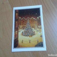 Postales: NOCHE DE PAZ -- JOLANDA BOREK-UNIKOWSKA -- CHRISTMAS -- ASOCIACIÓN PINTORES CON BOCA Y PIE. Lote 158281934