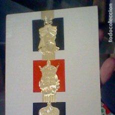 Postales: NAVIDAD TARJETA REYES MAGOS DORSO BLANCO ANTIGUA . Lote 158881114