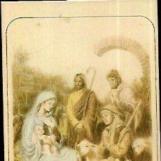 Postales: FELICITACION NAVIDAD SALÓ * NACIMIENTO * MIRACLE 1976 (17 X 11,50 ) CLUB GUSPIRA. Lote 198496852