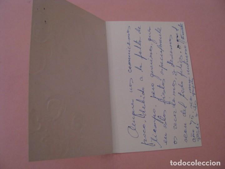 Postales: POSTAL DE ISABEL. ED. ORTIZ. ESCRITA. 12,5X8,5 CM. - Foto 2 - 160360930