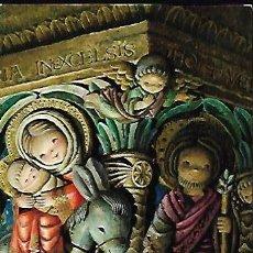 Postales: FELICITACION NAVIDAD FERRÁNDIZ *MARIA ,JOSÉ Y EL NIÑO *(16 X 11,50 )1965. Lote 160622126