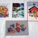 Postales: LOTE DE CHRISTMAS NAVIDEÑOS. Lote 160732134