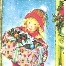 Postales: POSTAL NAVIDAD *LISI MARTIN* - 15X10 CMS - IMPRESA EN RUSIA. Lote 166167058