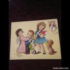 Postales: POSTAL FERRANDIZ DIA DE LA MADRE SIN CIRCULAR. Lote 168357412