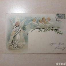 Postales: POSTAL NAVIDAD ÁNGELES . Lote 169412100