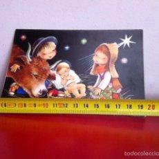 Postales: CONSTANZA ( AÑOS 60) POSTAL NAVIDAD DIPTICO 16X10 CM. Lote 169673182
