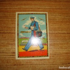 Postales: (ALB-TC-103) FELICITACION EL CARTERO. Lote 170992147