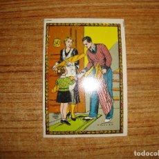 Postales: (ALB-TC-103) FELICITACION EL PANADERO. Lote 170992172