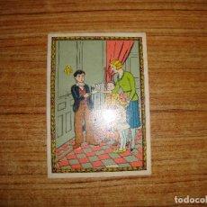 Postales: (ALB-TC-103) FELICITACION L'APRENENT. Lote 170992179