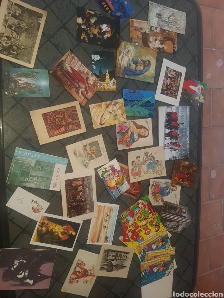 LOTE DE POSTALES (Postales - Postales Temáticas - Navidad)