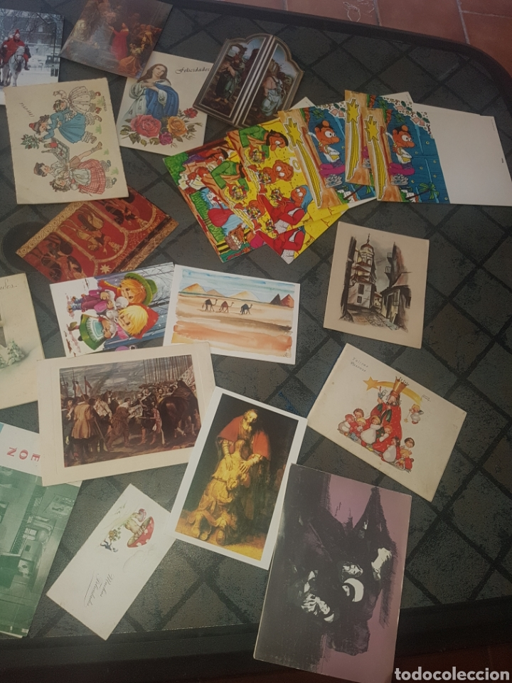 Postales: Lote de postales - Foto 4 - 171049205