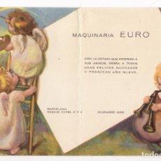 Postales: ESPECTACULAR POSTAL DIPTICO - A. ZANDRINO - AÑO 1955 - DESPLEGABLE - SERIE 15 NÚM 3. Lote 172259187