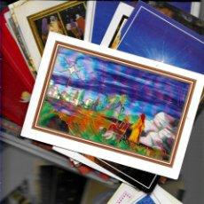 Postales: 100 FELICITACIONES NAVIDAD * ARTIS MUTI * DIFERENTES ( LOTE Nº 2 ). Lote 172314293