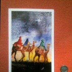 Postales: TARJETA NAVIDAD. REYES MAGOS. Lote 172588133
