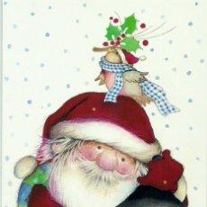 Postales: 0854N -SALMONS - EDICIONES BUSQUETS 02602.767 - DIPTICA 13X9 CM. Lote 173038249