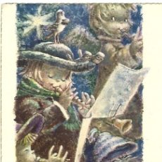 Postales: P178 - FERRÁNDIZ - SERIE 344.3 - CREACIONES DIZ -11X6 CM - IMPRESA 1961. Lote 174167469