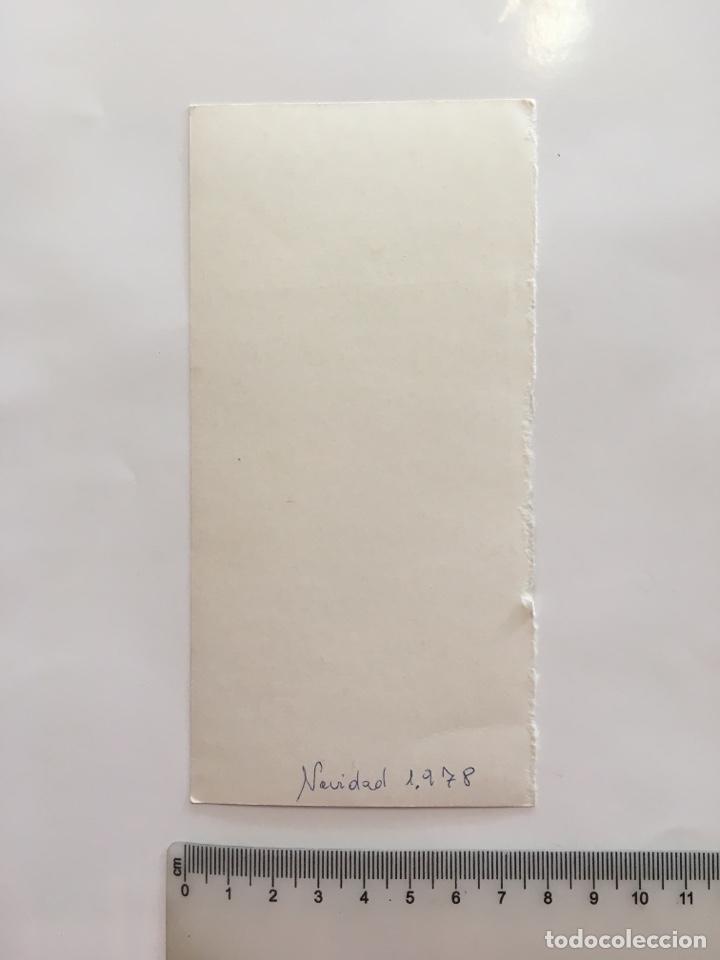 Postales: FELICITACIÓN NAVIDAD. ILUSTRACIÓN I. VERNET. H. 1975?. - Foto 2 - 176882555