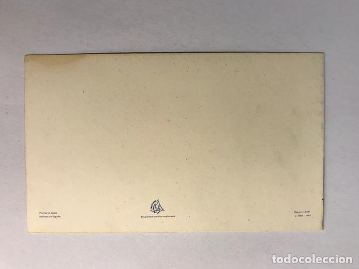 Postales: NAVIDAD. Felicitación Navideña Ilustrada por LICERAS, Edita: Creaciónes Gile (a.1962) - Foto 2 - 177892752
