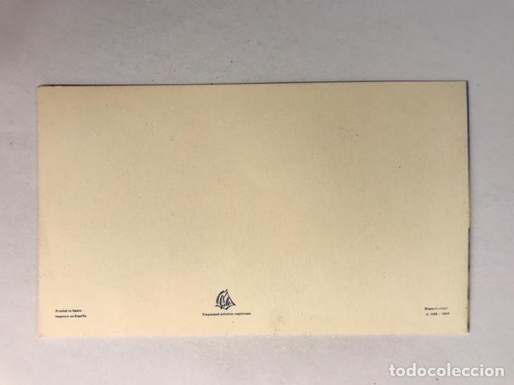 Postales: NAVIDAD. Felicitación Navideña Ilustrada por LICERAS, Edita: Creaciónes Gile (a.1962) - Foto 2 - 177892863