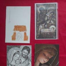 Postales: LOTE POSTALES NAVIDEÑAS AÑOS 70/80. Lote 178651222