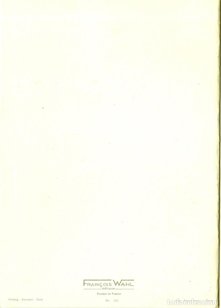 Postales: 0835M - SUZANNE BOLAND - EDICIONES FRANÇOIS WAHL REF. 202 - DIPTICA 16,7X11,7 CM - Foto 2 - 178827456