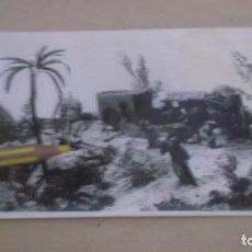 Postales: ANTIGUA POSTAL FOTO NAVIDAD AÑO 50/60 - FIGURAS BELEN. Lote 178919837