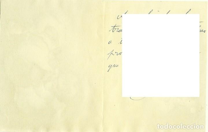 Postales: 0889M - FERRÁNDIZ - ANTIGUA- AMBAS CARAS DE LA POSTAL ILUSTRADA -13X10 CM - Foto 4 - 179075043