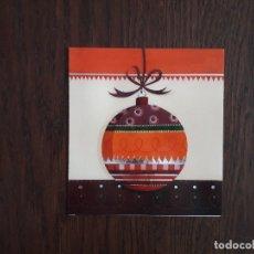 Postales: POSTAL DE FELICITACIÓN DE NAVIDAD. Lote 179333170