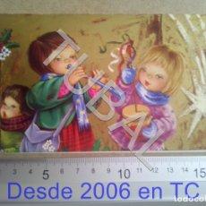 Postales: TUBAL FELICITACION NAVIDAD 1968 ENVÍO 70 CENT 2019 B03. Lote 179538167
