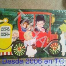 Postales: TUBAL FELICITACION NAVIDAD 1963 FERRANDIZ ENVÍO 70 CENT 2019 B03. Lote 179540787