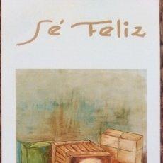Postales: TARJETA DE NAVIDAD - ILUSTRACION ZAMORA. Lote 180089295