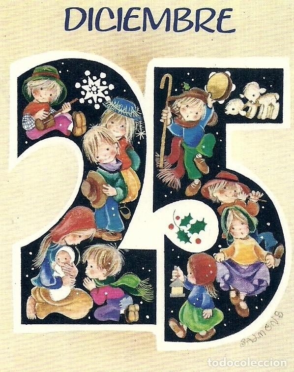 0813L - SALMONS - EDICIONES SABADELL SERIE BETLEM 02.02.113.2 - DIPTICA 13X9 CM (Postales - Postales Temáticas - Navidad)