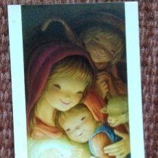 Postales: TARJETA DE NAVIDAD - ILUSTRACION FERRANDIZ. Lote 180153588