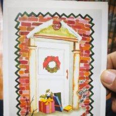 Postales: POSTAL NAVIDAD ESCRITA. Lote 180958061