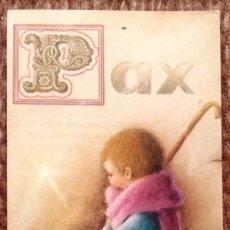 Postales: TARJETA DE NAVIDAD - ILUSTRACION ALTARRIBA. Lote 181000383