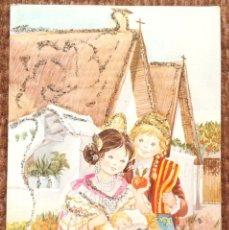 Postales: TARJETA DE NAVIDAD - ILUSTRACION CRIS. Lote 181000753