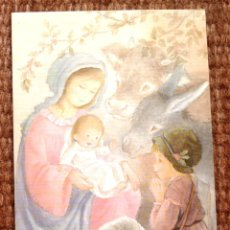 Postales: TARJETA DE NAVIDAD - ILUSTRACION CONSTANZA. Lote 181001422