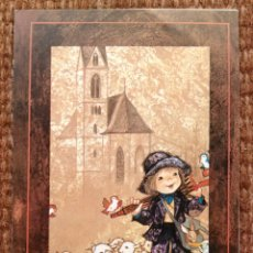 Postales: TARJETA DE NAVIDAD - ILUSTRACION NASARRE. Lote 181004565