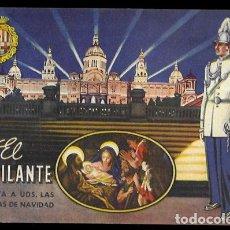 Postales: FELICITACION NAVIDAD * EL VIGILANTE * . Lote 181130377