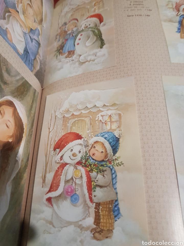 Postales: Catalogó muestrario cyz christmas 1986 - Foto 3 - 183304161