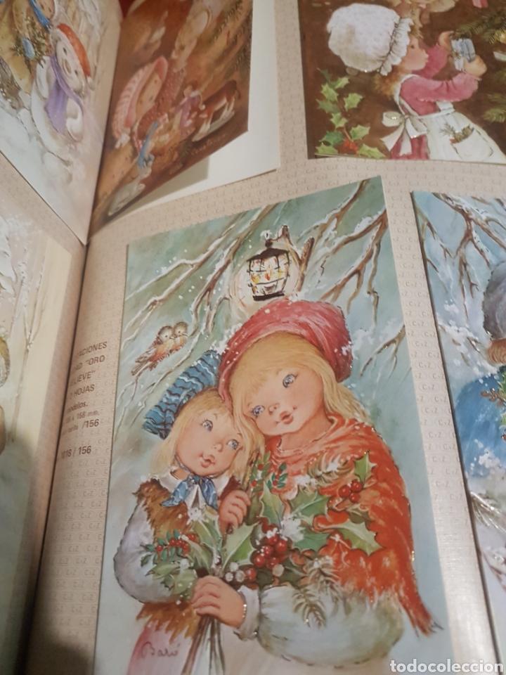 Postales: Catalogó muestrario cyz christmas 1986 - Foto 4 - 183304161