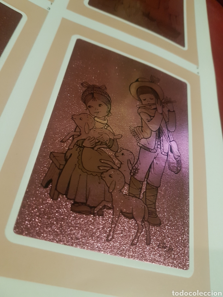 Postales: Catálogo muestrario. Creaciones 1973 navidad - Foto 3 - 183305387