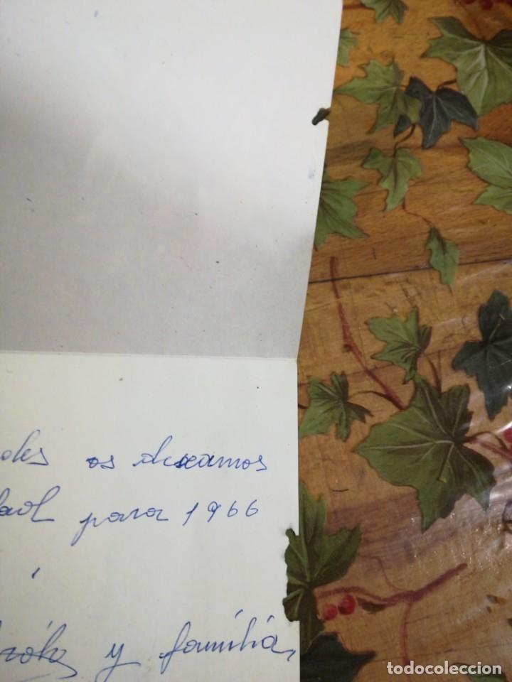 Postales: Postal navidad familia Telerín - Foto 4 - 183341041