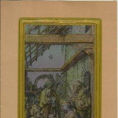 Postales: TARJETA FELICITACIÓN NAVIDAD IMTECO, S.A. 1979. Lote 184178855